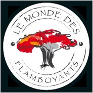 Le monde des flamboyants Logo